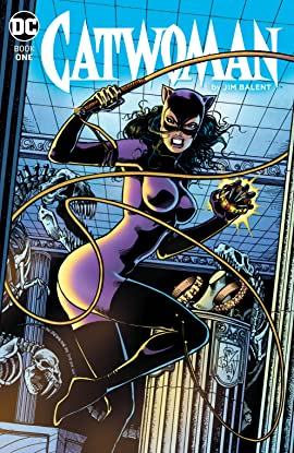 Catwoman by Jim Balent - Book One