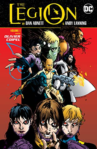The Legion by Dan Abnett and Andy Lanning Tome 1