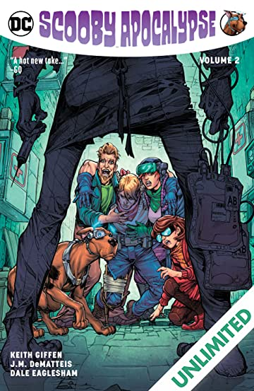 Scooby Apocalypse (2016-) Vol. 2