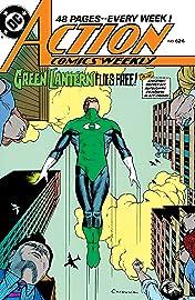 Action Comics (1938-2011) #626