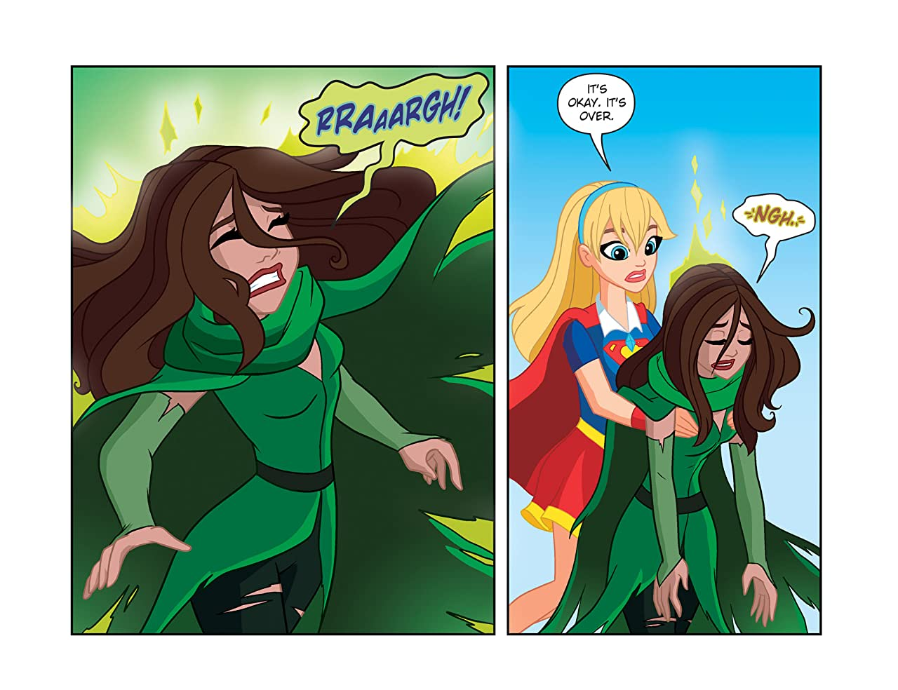 DC Super Hero Girls: Out of the Bottle (2017) #12