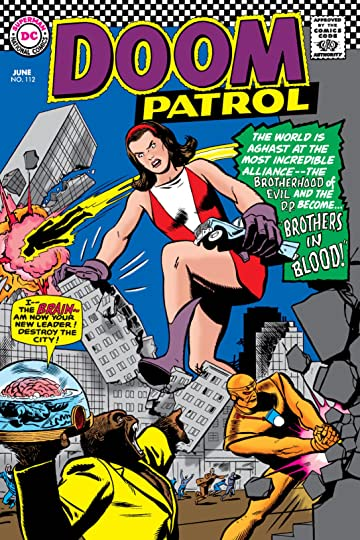 Doom Patrol 1964 1968 112 Comics By Comixology