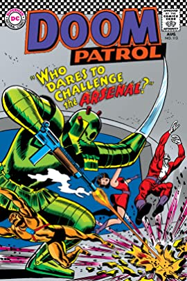Doom Patrol (1964-1968) #113