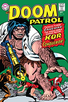 Doom Patrol (1964-1968) #114