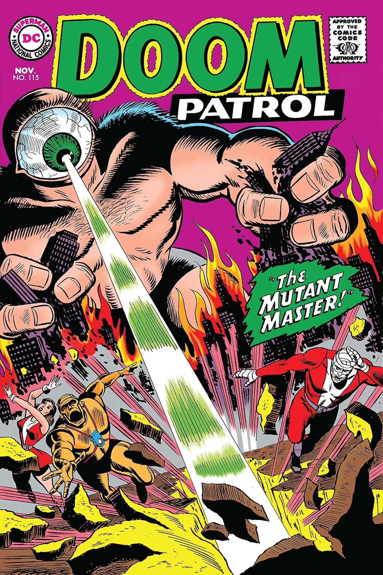 Doom Patrol (1964-1968) #115
