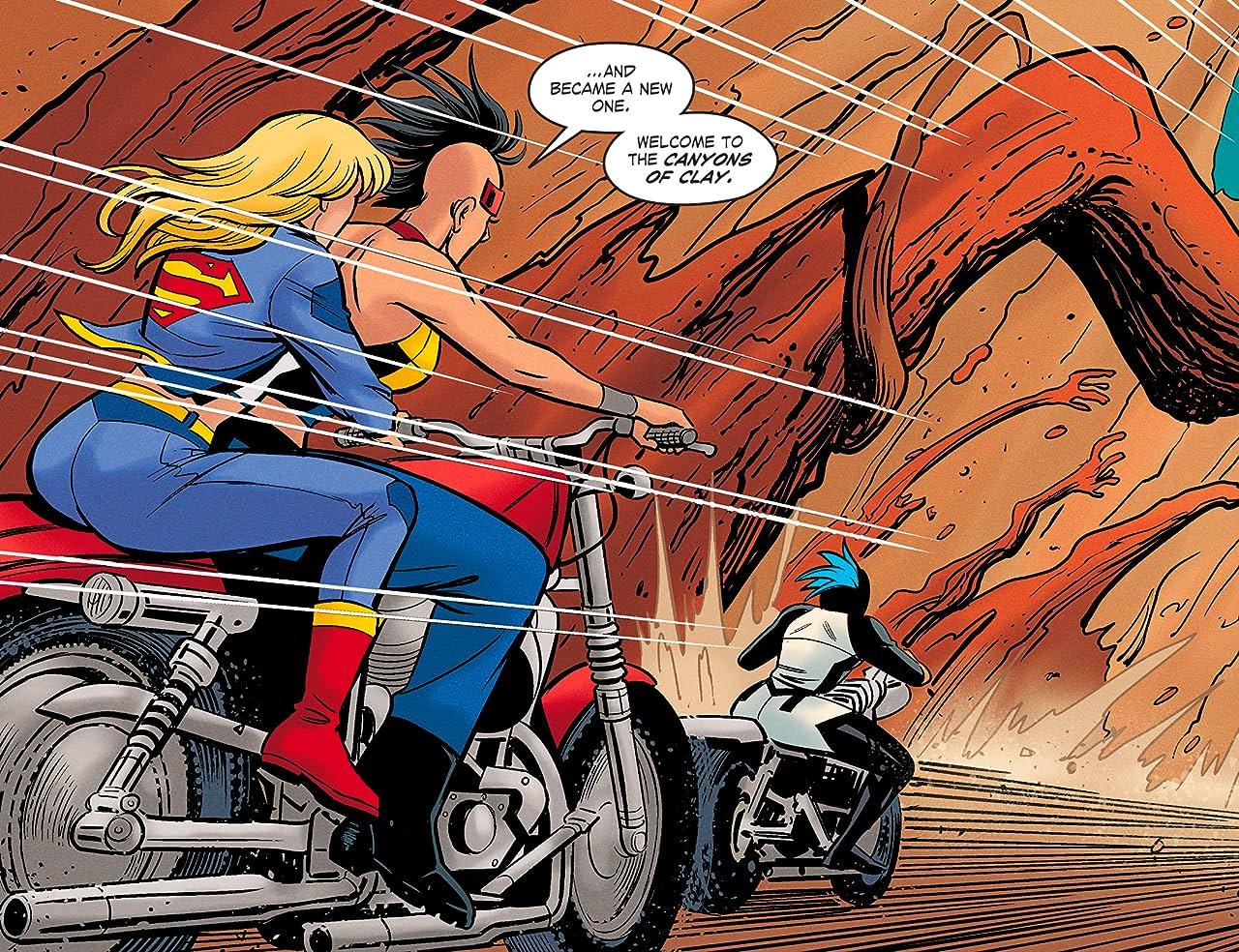 Gotham City Garage (2017-2018) #4