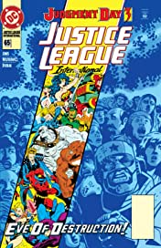 Justice League International (1989-1993) #65