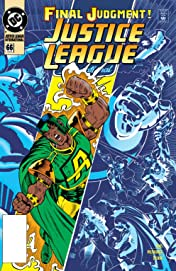 Justice League International (1989-1993) #66