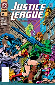 Justice League International (1989-1993) #67