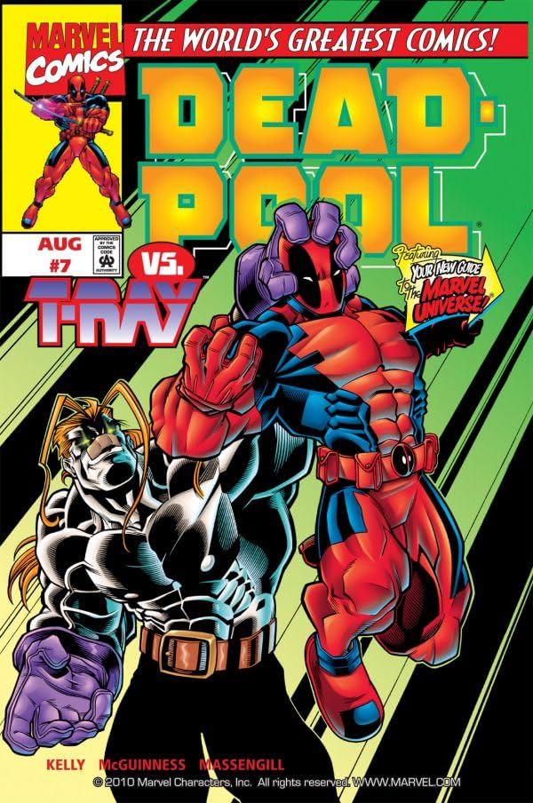 Deadpool (1997-2002) #7