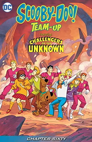 Scooby-Doo Team-Up (2013-) #60