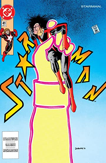 Starman (1988-1992) #41