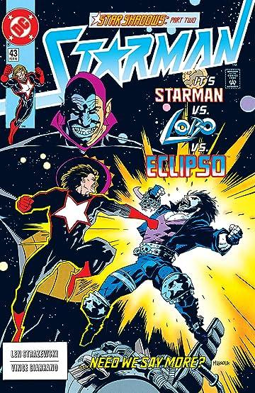 Starman (1988-1992) #43