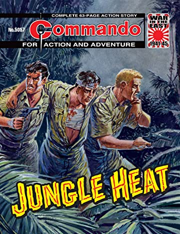 Commando #5057: Jungle Heat