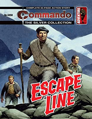 Commando #5058: Escape Line