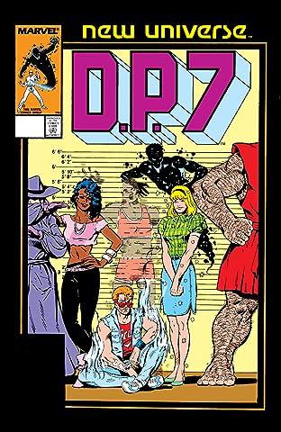 D. P. 7 (1986-1989) #1