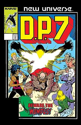 D. P. 7 (1986-1989) #4
