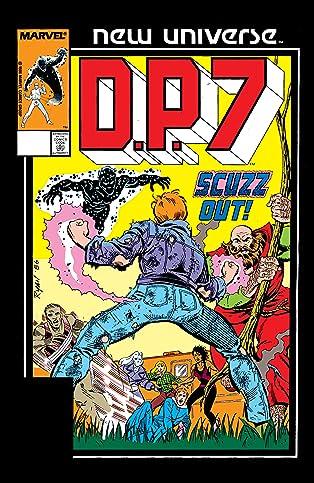 D. P. 7 (1986-1989) #5