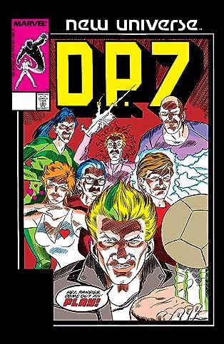 D. P. 7 (1986-1989) #9