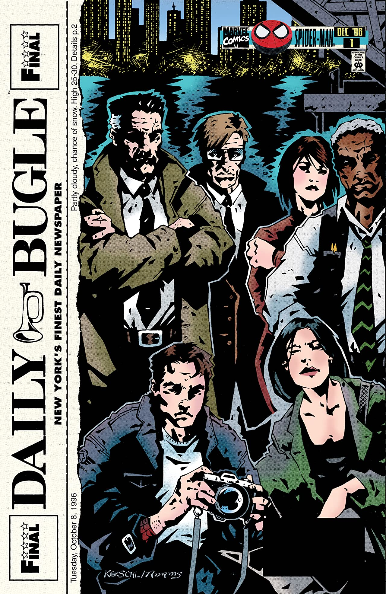 Daily Bugle (1996-1997) #1 (of 3)