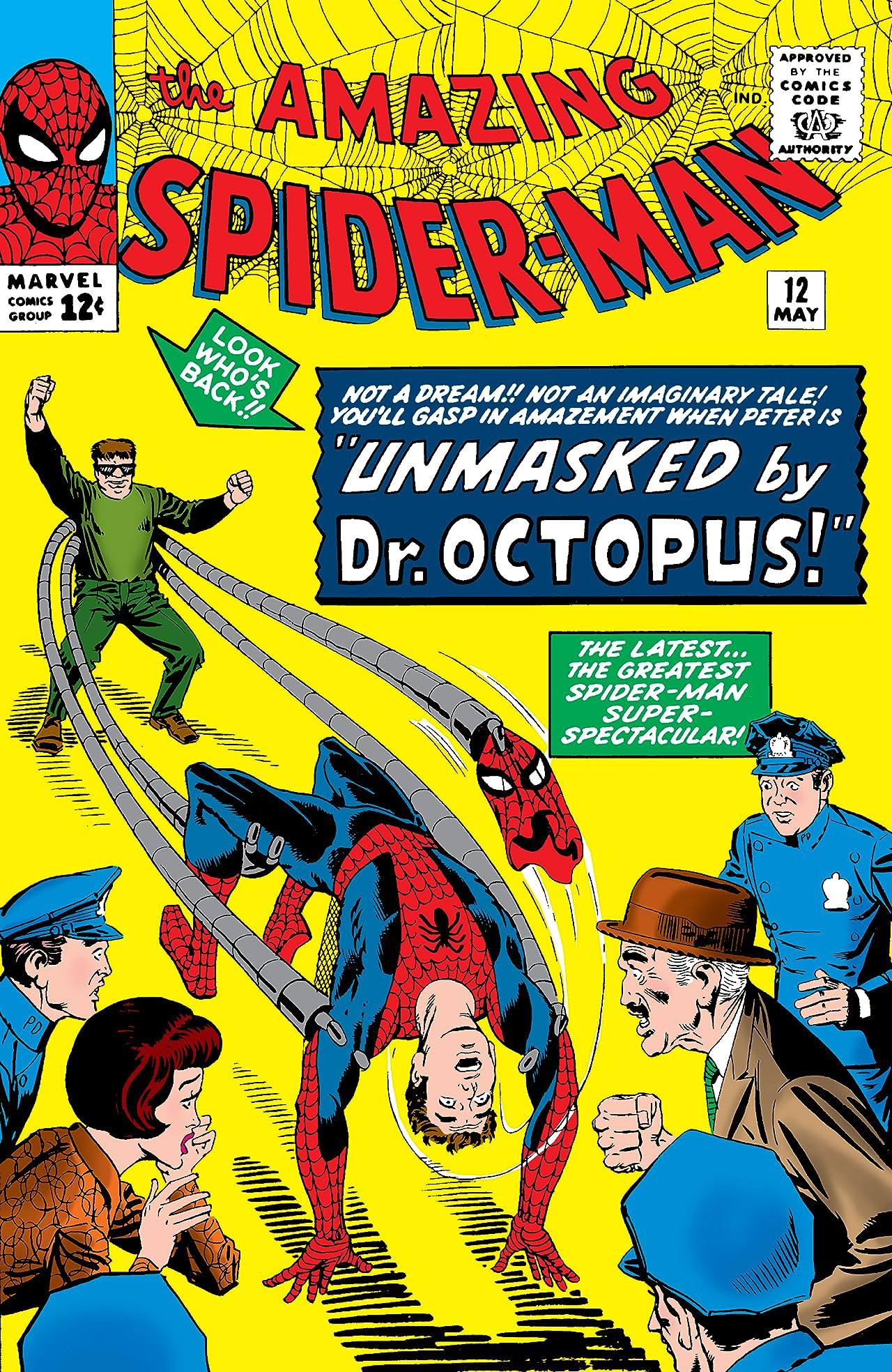 Amazing Spider-Man #012