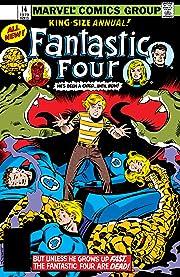 Fantastic Four (1961-1998) Annual #14