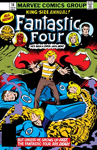 Fantastic Four (1961-1998) Annual #14