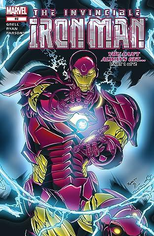 Iron Man (1998-2004) #62