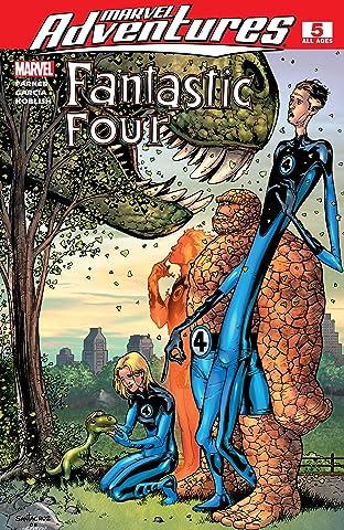 Marvel Adventures Fantastic Four (2005-2009) No.5