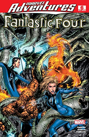 Marvel Adventures Fantastic Four (2005-2009) #6