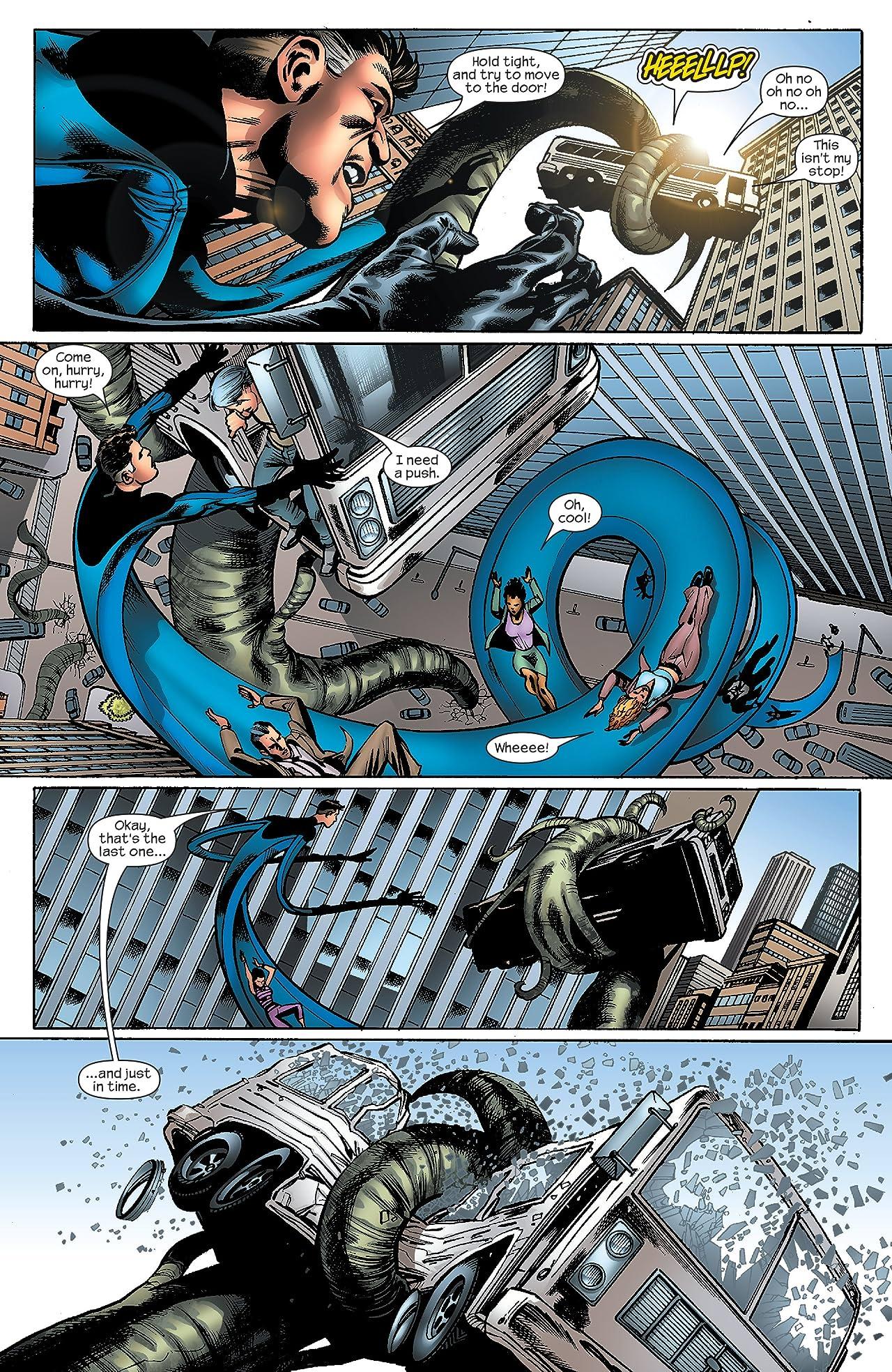 Marvel Adventures Fantastic Four (2005-2009) #6