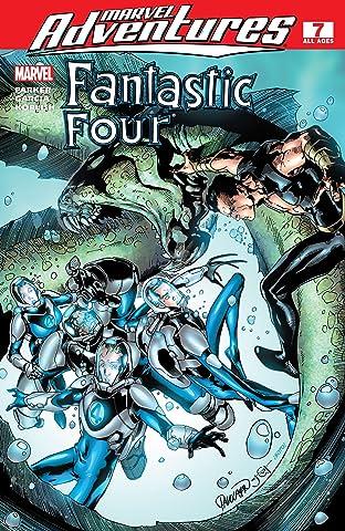 Marvel Adventures Fantastic Four (2005-2009) No.7