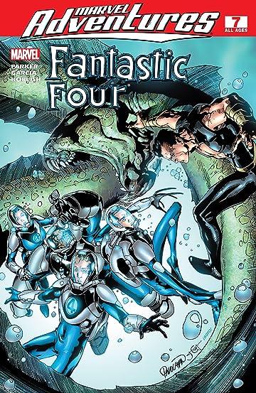 Marvel Adventures Fantastic Four (2005-2009) #7