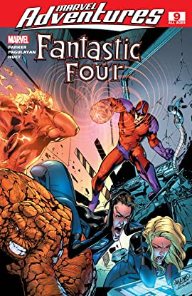 Marvel Adventures Fantastic Four (2005-2009) #9