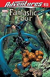 Marvel Adventures Fantastic Four (2005-2009) #10