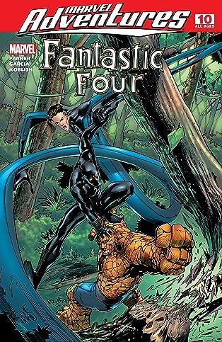 Marvel Adventures Fantastic Four (2005-2009) #10