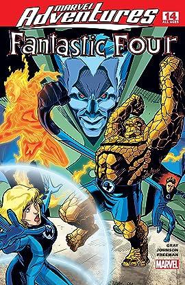 Marvel Adventures Fantastic Four (2005-2009) #14