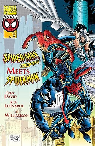 Spider-Man 2099 Meets Spider-Man (1995) #1