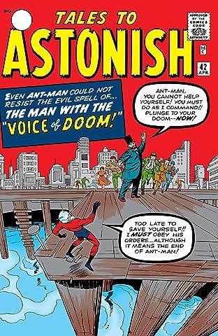 Tales to Astonish (1959-1968) #42