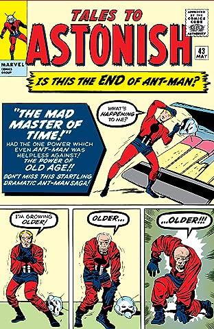 Tales to Astonish (1959-1968) #43