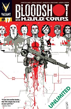 Bloodshot and H.A.R.D. Corps (2013- ) #17: Digital Exclusives Edition
