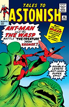 Tales to Astonish (1959-1968) #44