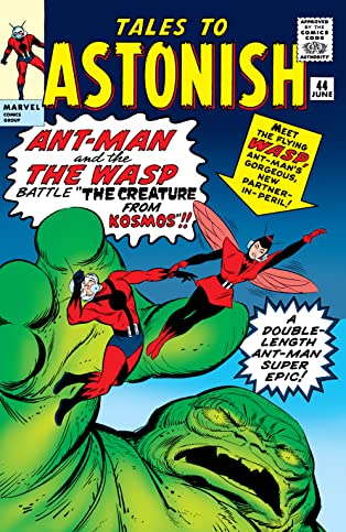 Tales to Astonish (1959-1968) #44