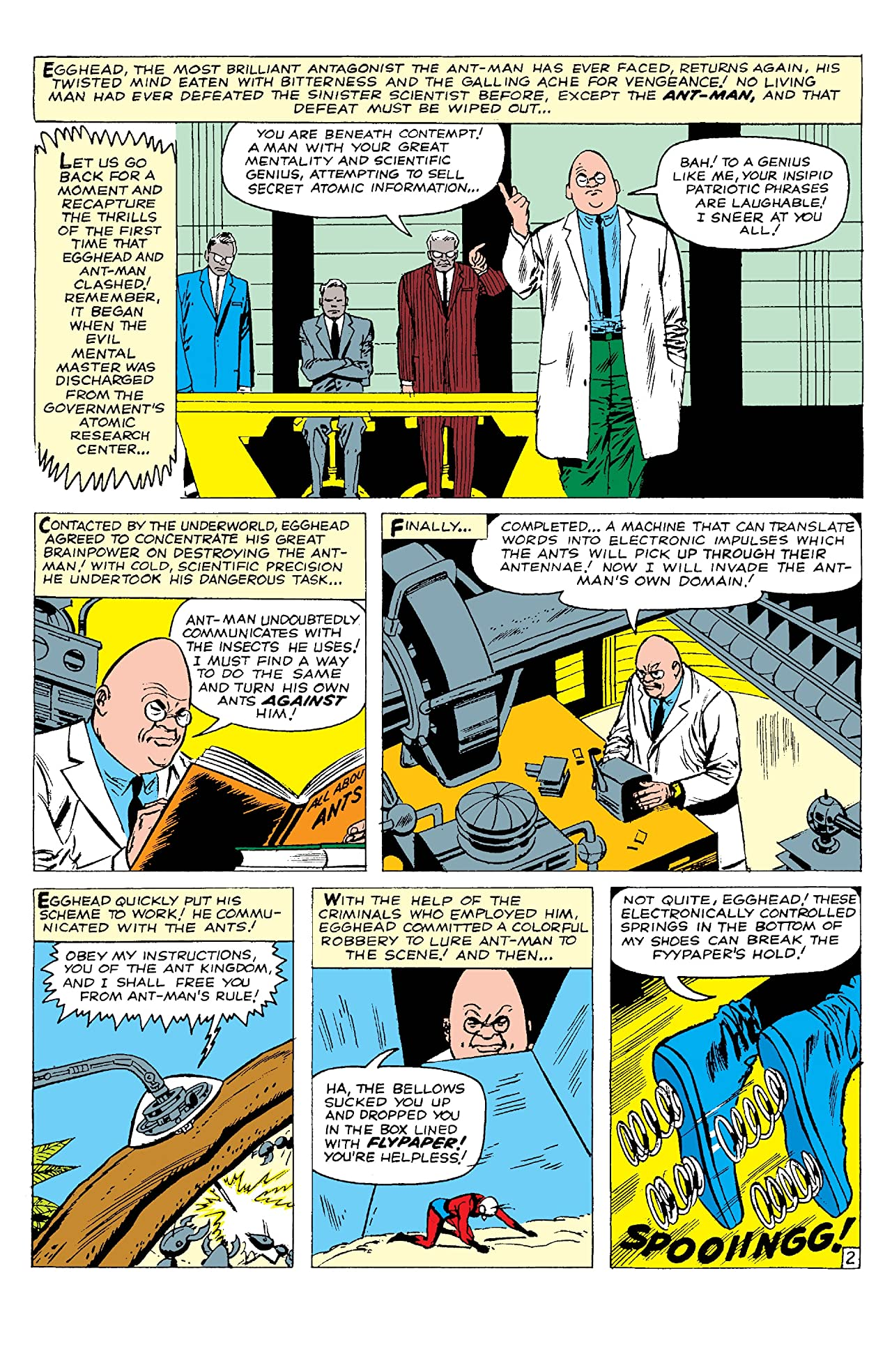 Tales to Astonish (1959-1968) #45