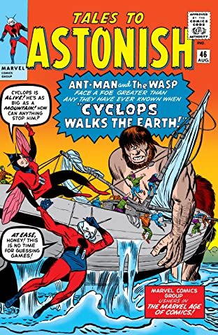 Tales to Astonish (1959-1968) #46