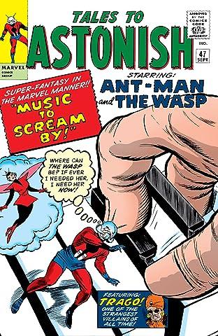Tales to Astonish (1959-1968) #47