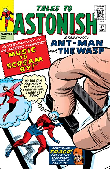 Tales to Astonish (1959-1968) #47