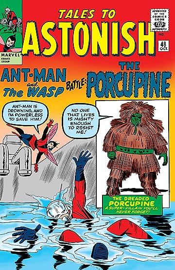 Tales to Astonish (1959-1968) #48
