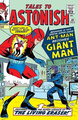 Tales to Astonish (1959-1968) #49