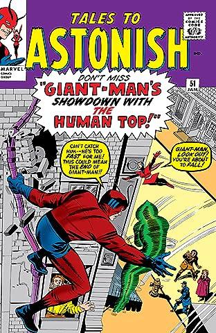 Tales to Astonish (1959-1968) #51